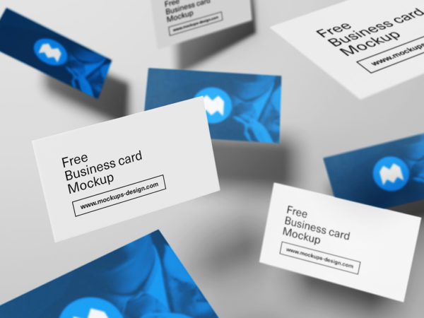 Flying Business Cards Mockup Freebie  mockup, free mockup, psd mockup, mockup psd, free psd, psd, download mockup, mockup download, photoshop mockup, mock-up, free mock-up, mock-up psd, mockup template, free mockup psd, presentation mockup, branding mockup, free psd mockup