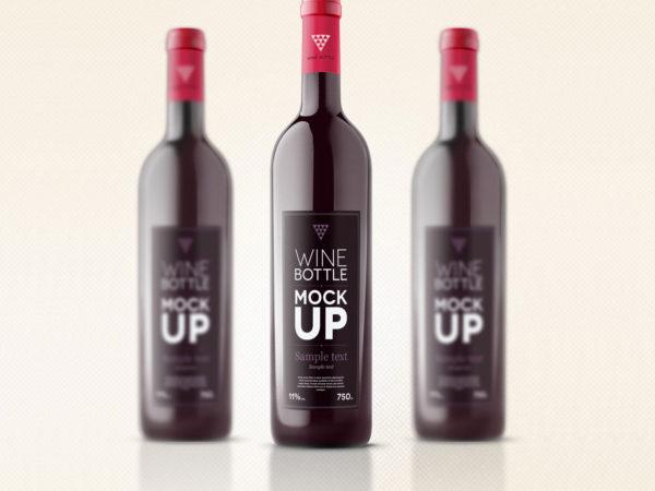 Realistic Wine Bottle Mockup  mockup, free mockup, psd mockup, mockup psd, free psd, psd, download mockup, mockup download, photoshop mockup, mock-up, free mock-up, mock-up psd, mockup template, free mockup psd, presentation mockup, branding mockup, free psd mockup
