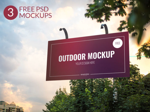 Outdoor Advertising Signboard and Macbook Mockups  mockup, free mockup, psd mockup, mockup psd, free psd, psd, download mockup, mockup download, photoshop mockup, mock-up, free mock-up, mock-up psd, mockup template, free mockup psd, presentation mockup, branding mockup, free psd mockup