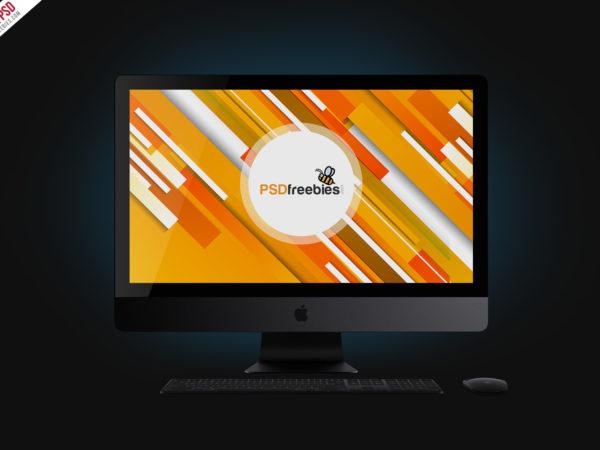 Apple iMac Pro Mockup  mockup, free mockup, psd mockup, mockup psd, free psd, psd, download mockup, mockup download, photoshop mockup, mock-up, free mock-up, mock-up psd, mockup template, free mockup psd, presentation mockup, branding mockup, free psd mockup