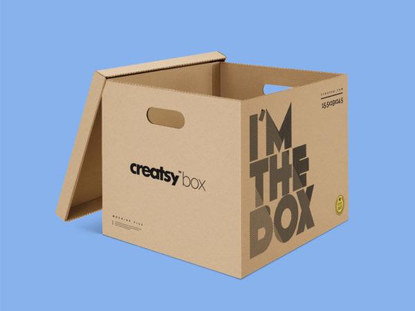 Cardboard Box Mockup  mockup, free mockup, psd mockup, mockup psd, free psd, psd, download mockup, mockup download, photoshop mockup, mock-up, free mock-up, mock-up psd, mockup template, free mockup psd, presentation mockup, branding mockup, free psd mockup