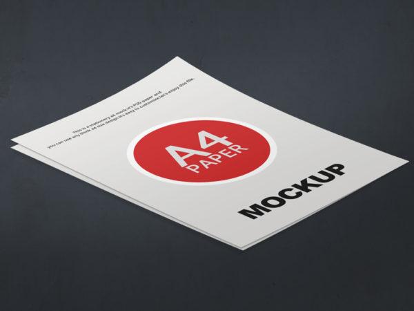 Clean A4 Paper Mockup PSD  mockup, free mockup, psd mockup, mockup psd, free psd, psd, download mockup, mockup download, photoshop mockup, mock-up, free mock-up, mock-up psd, mockup template, free mockup psd, presentation mockup, branding mockup, free psd mockup