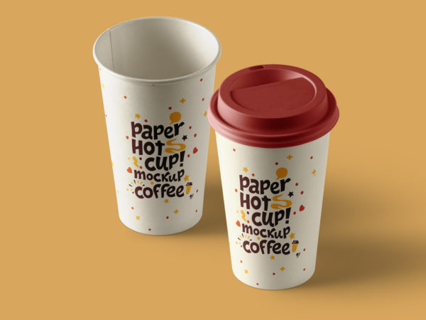 Coffee Paper Cup PSD Mockup  mockup, free mockup, psd mockup, mockup psd, free psd, psd, download mockup, mockup download, photoshop mockup, mock-up, free mock-up, mock-up psd, mockup template, free mockup psd, presentation mockup, branding mockup, free psd mockup