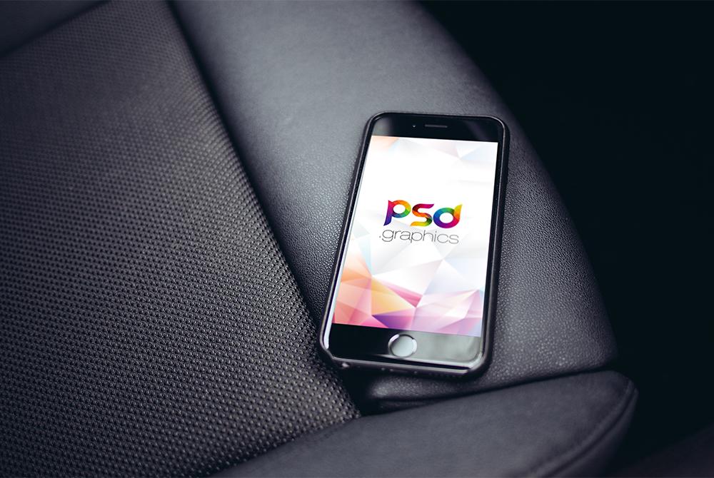 Premium iPhone Mockup Free PSD