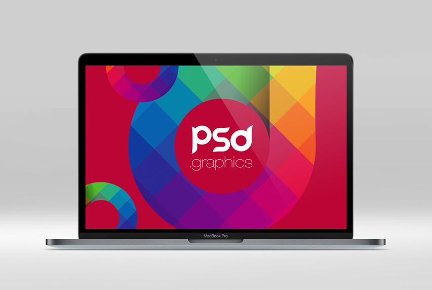 New Macbook Pro 2016 Mockup