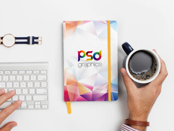 Notebook or Diary Front Cover Mockup  mockup, free mockup, psd mockup, mockup psd, free psd, psd, download mockup, mockup download, photoshop mockup, mock-up, free mock-up, mock-up psd, mockup template, free mockup psd, presentation mockup, branding mockup, free psd mockup