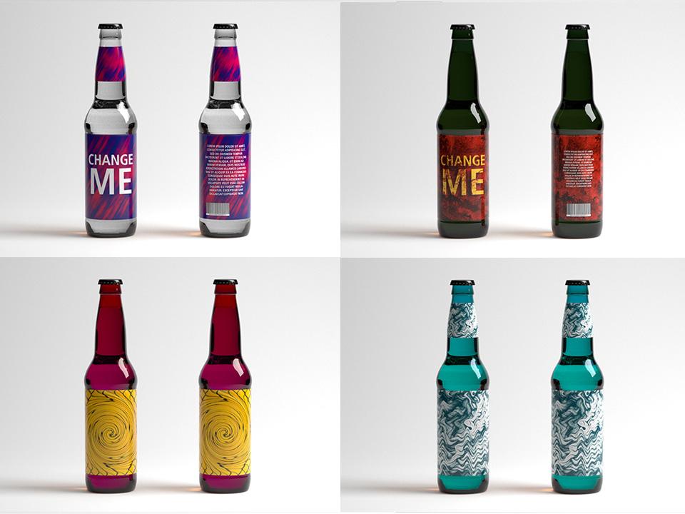 Beer Pint Bottle Mockup  mockup, free mockup, psd mockup, mockup psd, free psd, psd, download mockup, mockup download, photoshop mockup, mock-up, free mock-up, mock-up psd, mockup template, free mockup psd, presentation mockup, branding mockup, free psd mockup