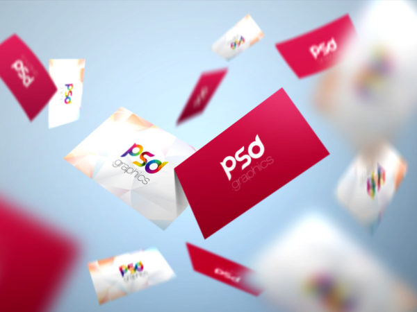 Floating Business Card Mockup PSD  mockup, free mockup, psd mockup, mockup psd, free psd, psd, download mockup, mockup download, photoshop mockup, mock-up, free mock-up, mock-up psd, mockup template, free mockup psd, presentation mockup, branding mockup, free psd mockup