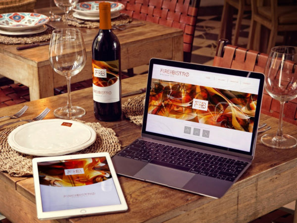 Macbook and iPad with Wine Bottle Mockup  mockup, free mockup, psd mockup, mockup psd, free psd, psd, download mockup, mockup download, photoshop mockup, mock-up, free mock-up, mock-up psd, mockup template, free mockup psd, presentation mockup, branding mockup, free psd mockup