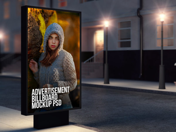 Street Advertising Billboard Mockup  mockup, free mockup, psd mockup, mockup psd, free psd, psd, download mockup, mockup download, photoshop mockup, mock-up, free mock-up, mock-up psd, mockup template, free mockup psd, presentation mockup, branding mockup, free psd mockup