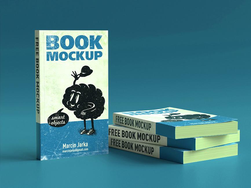 Free Softcover Book Mockup PSD  mockup, free mockup, psd mockup, mockup psd, free psd, psd, download mockup, mockup download, photoshop mockup, mock-up, free mock-up, mock-up psd, mockup template, free mockup psd, presentation mockup, branding mockup, free psd mockup