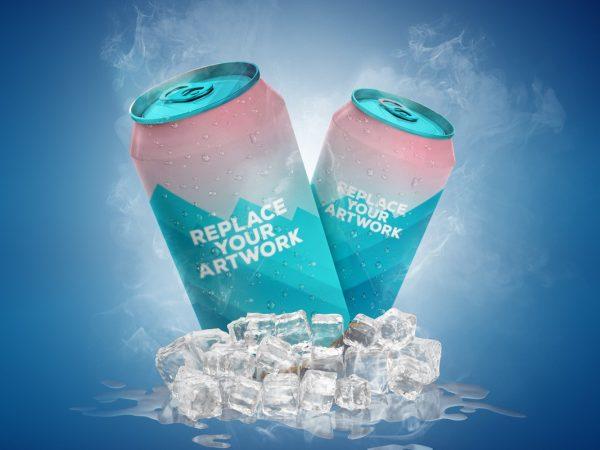 Aluminum Soft Drink Can Mockup  mockup, free mockup, psd mockup, mockup psd, free psd, psd, download mockup, mockup download, photoshop mockup, mock-up, free mock-up, mock-up psd, mockup template, free mockup psd, presentation mockup, branding mockup, free psd mockup