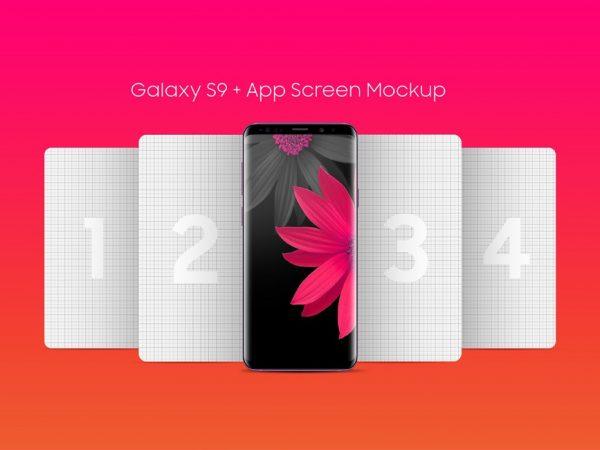 Free Galaxy S9 App Screen Mockup  mockup, free mockup, psd mockup, mockup psd, free psd, psd, download mockup, mockup download, photoshop mockup, mock-up, free mock-up, mock-up psd, mockup template, free mockup psd, presentation mockup, branding mockup, free psd mockup