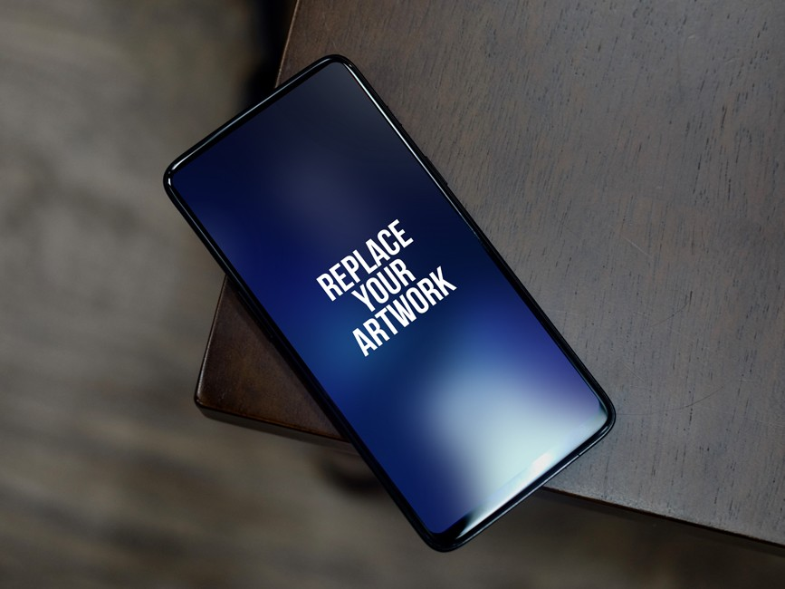 Full Display Mobile on Desk Mockup  mockup, free mockup, psd mockup, mockup psd, free psd, psd, download mockup, mockup download, photoshop mockup, mock-up, free mock-up, mock-up psd, mockup template, free mockup psd, presentation mockup, branding mockup, free psd mockup