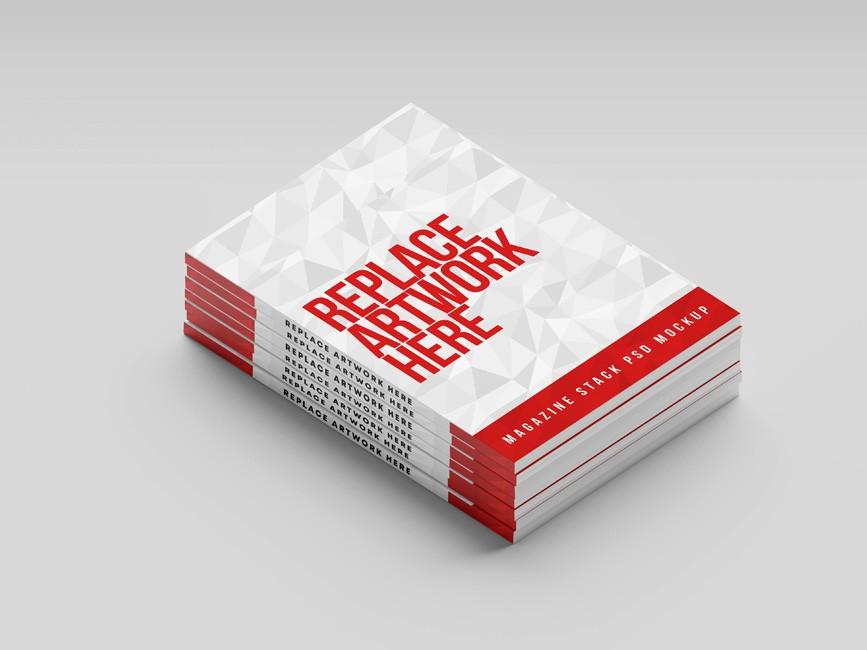 Magazine Stack PSD Mockup  mockup, free mockup, psd mockup, mockup psd, free psd, psd, download mockup, mockup download, photoshop mockup, mock-up, free mock-up, mock-up psd, mockup template, free mockup psd, presentation mockup, branding mockup, free psd mockup