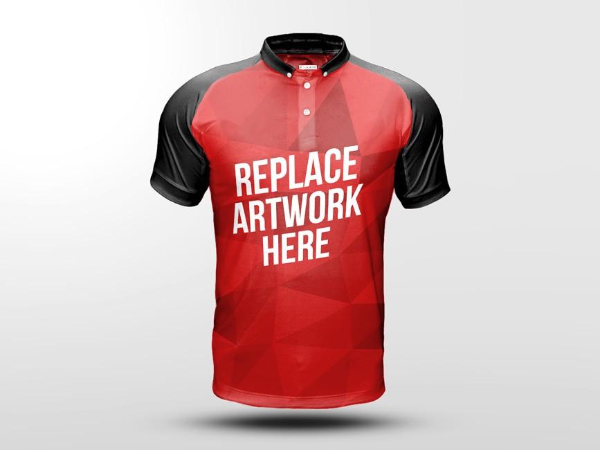 Sport T-shirt PSD Mockup