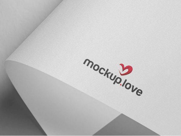 Logo Branding on Paper Mockup  mockup, free mockup, psd mockup, mockup psd, free psd, psd, download mockup, mockup download, photoshop mockup, mock-up, free mock-up, mock-up psd, mockup template, free mockup psd, presentation mockup, branding mockup, free psd mockup