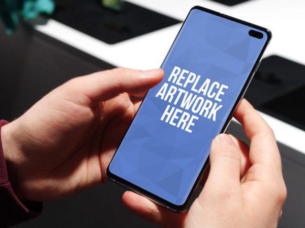 Galaxy S10 Plus Mockup  mockup, free mockup, psd mockup, mockup psd, free psd, psd, download mockup, mockup download, photoshop mockup, mock-up, free mock-up, mock-up psd, mockup template, free mockup psd, presentation mockup, branding mockup, free psd mockup
