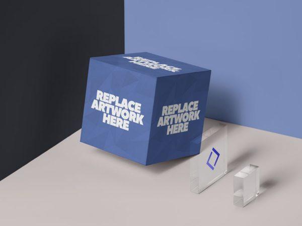 Square Box Packaging Mockup  mockup, free mockup, psd mockup, mockup psd, free psd, psd, download mockup, mockup download, photoshop mockup, mock-up, free mock-up, mock-up psd, mockup template, free mockup psd, presentation mockup, branding mockup, free psd mockup