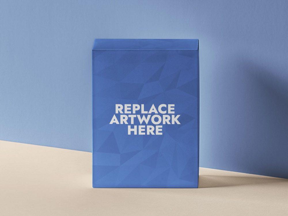 Product Packaging Box Mockup Mockup Love