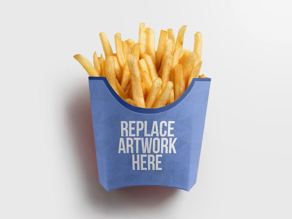 French Fries Packaging Mockup  mockup, free mockup, psd mockup, mockup psd, free psd, psd, download mockup, mockup download, photoshop mockup, mock-up, free mock-up, mock-up psd, mockup template, free mockup psd, presentation mockup, branding mockup, free psd mockup