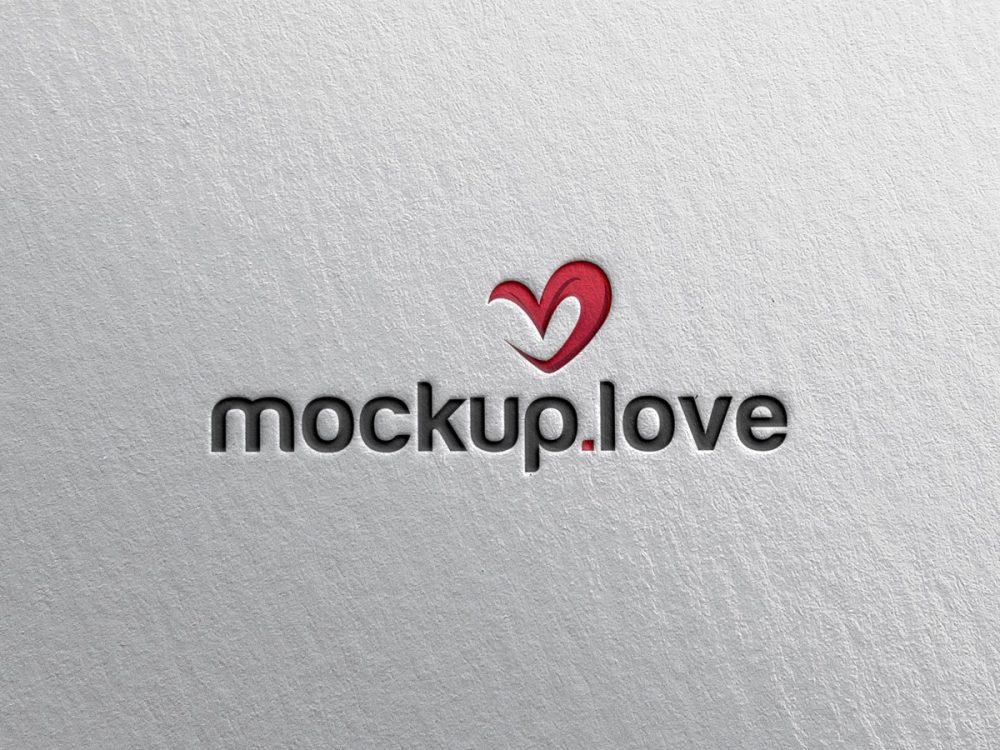 Paper Pressed Logo Mockup  mockup, free mockup, psd mockup, mockup psd, free psd, psd, download mockup, mockup download, photoshop mockup, mock-up, free mock-up, mock-up psd, mockup template, free mockup psd, presentation mockup, branding mockup, free psd mockup
