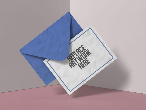 Modern Greeting Card Mockup  mockup, free mockup, psd mockup, mockup psd, free psd, psd, download mockup, mockup download, photoshop mockup, mock-up, free mock-up, mock-up psd, mockup template, free mockup psd, presentation mockup, branding mockup, free psd mockup