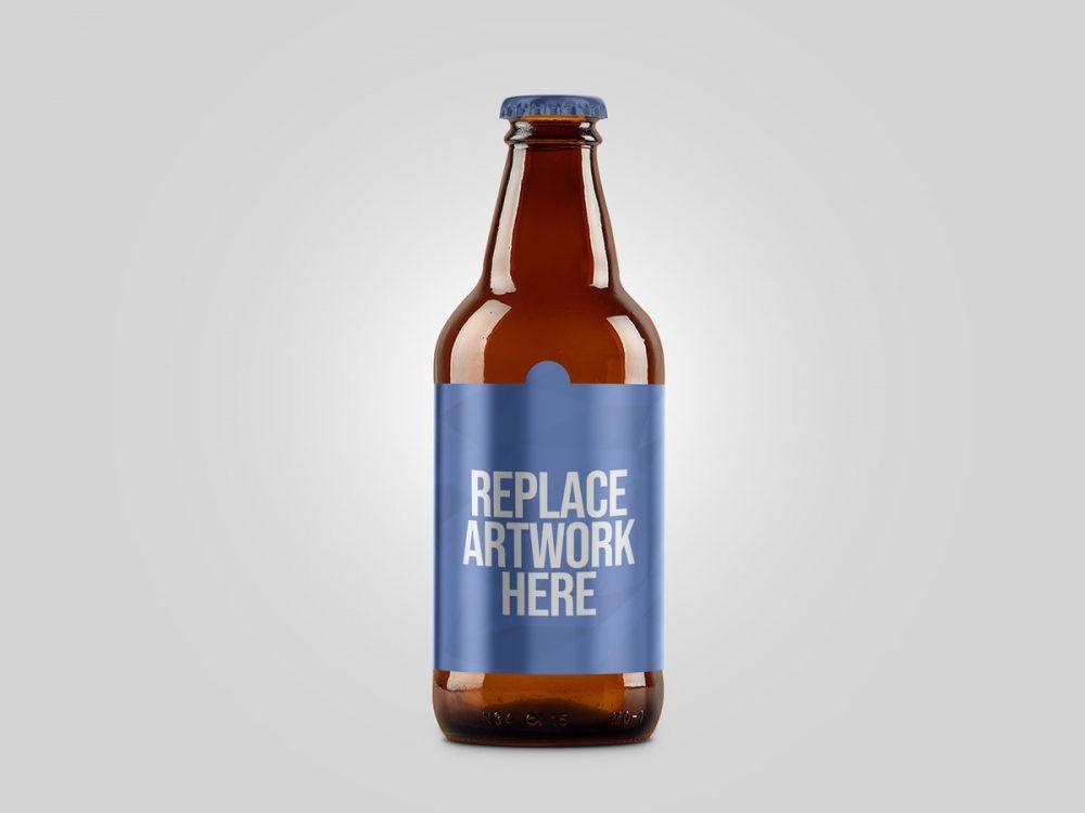 Beer Bottle Label Mockup  mockup, free mockup, psd mockup, mockup psd, free psd, psd, download mockup, mockup download, photoshop mockup, mock-up, free mock-up, mock-up psd, mockup template, free mockup psd, presentation mockup, branding mockup, free psd mockup