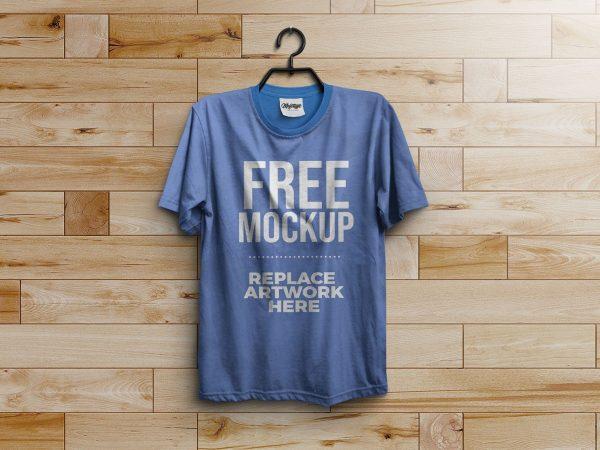 T-Shirt on Hanger Mockup  mockup, free mockup, psd mockup, mockup psd, free psd, psd, download mockup, mockup download, photoshop mockup, mock-up, free mock-up, mock-up psd, mockup template, free mockup psd, presentation mockup, branding mockup, free psd mockup