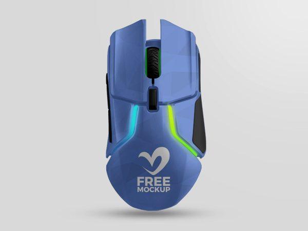 Wireless Gaming Mouse Mockup  mockup, free mockup, psd mockup, mockup psd, free psd, psd, download mockup, mockup download, photoshop mockup, mock-up, free mock-up, mock-up psd, mockup template, free mockup psd, presentation mockup, branding mockup, free psd mockup