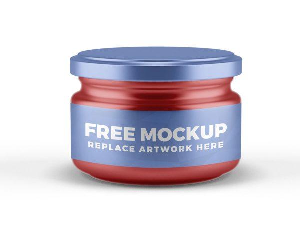 Small Glass Jar Mockup  mockup, free mockup, psd mockup, mockup psd, free psd, psd, download mockup, mockup download, photoshop mockup, mock-up, free mock-up, mock-up psd, mockup template, free mockup psd, presentation mockup, branding mockup, free psd mockup