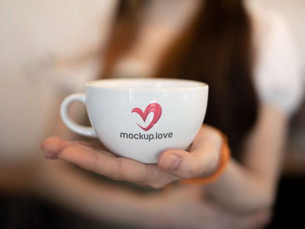 Tea Coffee Cup Logo Mockup  mockup, free mockup, psd mockup, mockup psd, free psd, psd, download mockup, mockup download, photoshop mockup, mock-up, free mock-up, mock-up psd, mockup template, free mockup psd, presentation mockup, branding mockup, free psd mockup