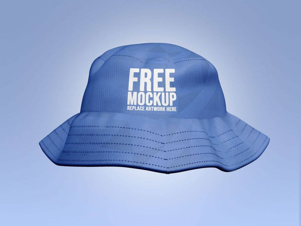 Bucket Hat Mockup Template  mockup, free mockup, psd mockup, mockup psd, free psd, psd, download mockup, mockup download, photoshop mockup, mock-up, free mock-up, mock-up psd, mockup template, free mockup psd, presentation mockup, branding mockup, free psd mockup