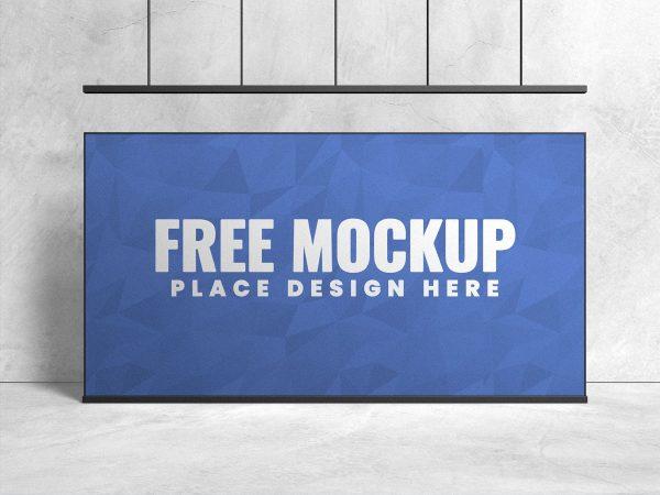 Advertisement Banner Mockup  mockup, free mockup, psd mockup, mockup psd, free psd, psd, download mockup, mockup download, photoshop mockup, mock-up, free mock-up, mock-up psd, mockup template, free mockup psd, presentation mockup, branding mockup, free psd mockup